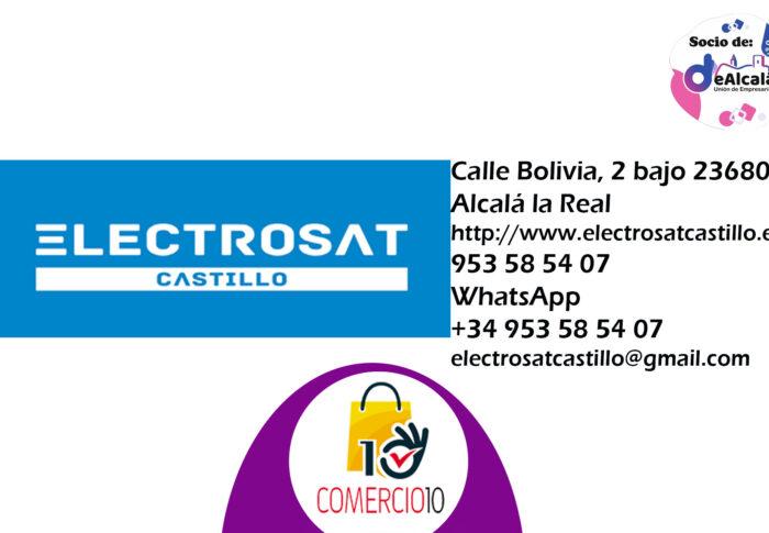 Electrosat Castillo ofertas1